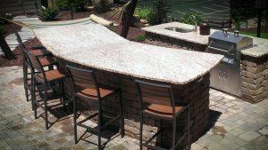 Outdoor Granite Countertops